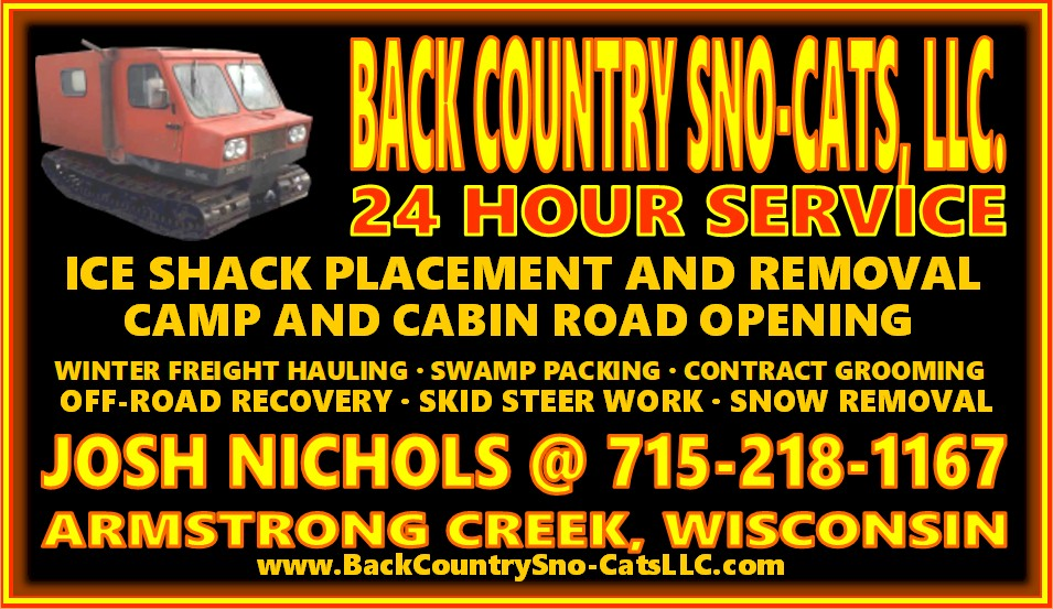 Back Country Sno-Cats